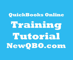QuickBooks Online (QBO) Training Tutorial